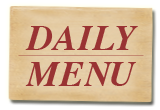 Daily Menu Button